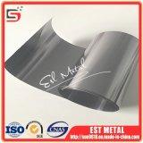 Stagnola di titanio del grado 1 del titanio 0.3mm di Cp con superficie Polished