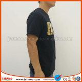 方法綿円形Oの首のTシャツ