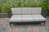Viro PET Ratan im Freienmöbel-Sofa-Tisch-Set