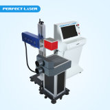 machine en ligne d'inscription de fil de laser de vol de 10W 30W 60W