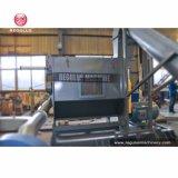 Máquina de reciclaje plástica rígida, lavadora de los materiales de los PP del HDPE
