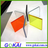プレキシガラスPMMA 1220*2440mmの明確なアクリルシート