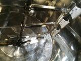 Cuve de mélange de mélange de cuve revêtue de cuve de cuve d'acier inoxydable