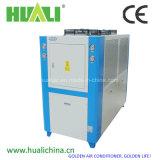 Tipo refrigeratore del rotolo raffreddato aria industriale di acqua