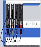 3 석유 생산량 6 분사구 연료 분배기 Rt Fh484