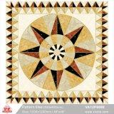 De beige Tegel van het Tapijt van Foshan van de Tegel van de Vloer van de Kunst (VA12P6062, 1200X1200mm)