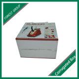 Reciclaje personalizadas impresión CMYK Caja de cartón ondulado
