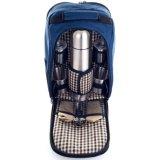 ポリエステル2人の最もよい品質のピクニックショルダー・バッグのコーヒーバックパック