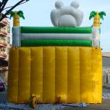 Riesiges aufblasbares Plättchen-kommerzielles nettes Thema kundenspezifische aufblasbare Wasser-Plättchen für Bonth Kind und Erwachsenen