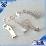 Precisione che timbra il contatto della molla dell'acciaio inossidabile di nichelatura della lamiera sottile