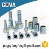 Ajustage de précision de pipe hydraulique hydraulique hydraulique à haute pression d'embout de durites de garnitures de pipe