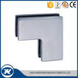 容易なYakoのハードウェアはステンレス鋼のガラスドアクランプセットをインストールする