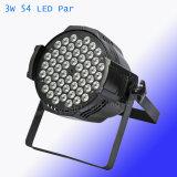 54PCS 3watts RGBW Innen-LED NENNWERT 64 Licht