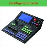 情報処理機能をもったコンソールDMX512 RS485