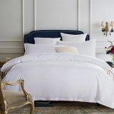 OEMの卸し売り80s 100%年の綿のホテルのサテンの寝具(JRC268)