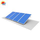 Système de support de panneau solaire de l'alliage d'aluminium 6063-T3 de Customed (GD729)