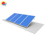 Система установки панели солнечных батарей алюминиевого сплава 6063-T3 Customed (GD729)