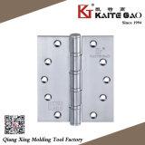 """Bisagra de puerta práctica del rodamiento de bolitas de acero inoxidable (6 """" X5 """" X4.0mm-4BB)"""