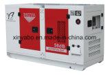 тепловозный генератор 45kw приведенный в действие Weichai Двигателем с молчком сенью