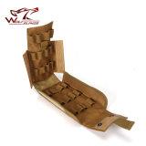 A caça Airsoft Molle militar táctico 25 Ronda 12 Ga Comparador Espingarda Recarregar Magazine Saco Bolsa