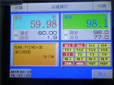 Medio ambiente programable de simulación de temperatura y humedad constantes de la máquina de pruebas