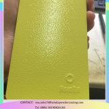 Порошок Ral 1016 покрывая точное покрытие порошка полиэфира эпоксидной смолы металлического листа текстуры