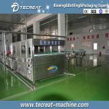Boisson gazéifiée de haute qualité Soda monobloc de plafonnement de la machine de remplissage de rinçage