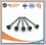 Bave rotative rotative carburo di tungsteno/delle bave per il pezzo meccanico