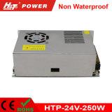 fuente de alimentación de 24V 10A LED con Htp-Series del Bis de RoHS del Ce