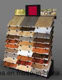 Hartholz-Ausstellungsstand für Marmor, Granit, Mosaik-Fliese