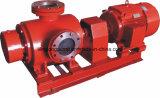 ローションのポンプまたは燃料ポンプまたは高圧ポンプまたは対ねじポンプ