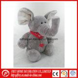 Bonitinha Venda quente elefante de pelúcia brinquedo com marcação CE