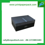 Rectángulo de empaquetado del papel de imprenta de la caja de cartón del rectángulo del pelo
