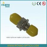 Fábrica china FC de fibra óptica tipo rectangular Adaptadores de metal