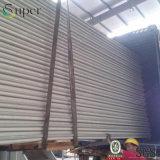 절연제 폴리우레탄 강철 지붕 또는 벽 샌드위치 금속 위원회