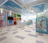 装飾のための建築材料のGalzedマットのタイルの磁器の床タイル
