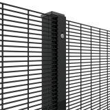 Порошковое покрытие оцинкованной 358 плоского пучка тюрьме 2.4m ячеистой сети