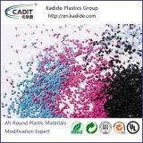 Fornecedor de fábrica PE com base CaCO3 Masterbatch de enchimento para moldagem por injecção