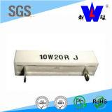 Resistor herido/variable del alambre encajonado de cerámica de Rx27-4hw con RoHS