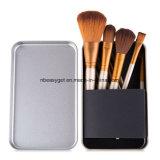 12 PCS Conjunto de cepillos de maquillaje en polvo de la Fundación Blusher mezcla de productos cosméticos con una caja de ESG10496 Cepillo