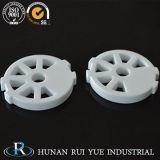 deterioramento medio più basso del disco di ceramica 95-99%Al2O3