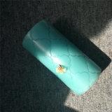 La moisissure bleue Craft Art pilier gravé pour utilisation à domicile de bougie