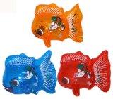Les poissons conçoivent le jouet gonflable de PVC