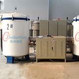 Fornace elettrica di induzione di vuoto per il trattamento termico del materiale della batteria di litio