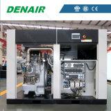 オイル繊維工業に使用する自由な回転式ねじ空気圧縮機