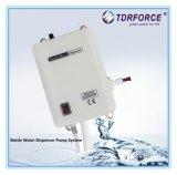Pompa ad acqua registrabile di flusso per l'erogatore liquido della bottiglia