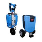 Vespa eléctrica plegable del equipaje del golf, bici elegante del cargador de batería de litio