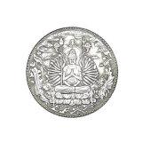 заводская цена 999 серебряный позолоченный Bitcoin памятной монеты с подарочной коробки