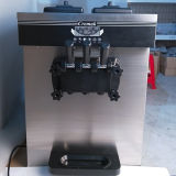 Gefrorener Joghurtweiche Serve-Eiscreme-Maschinen mit Luftpumpe