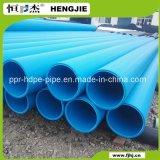 Tubo de HDPE resistente ao atrito ultrabaixa para água